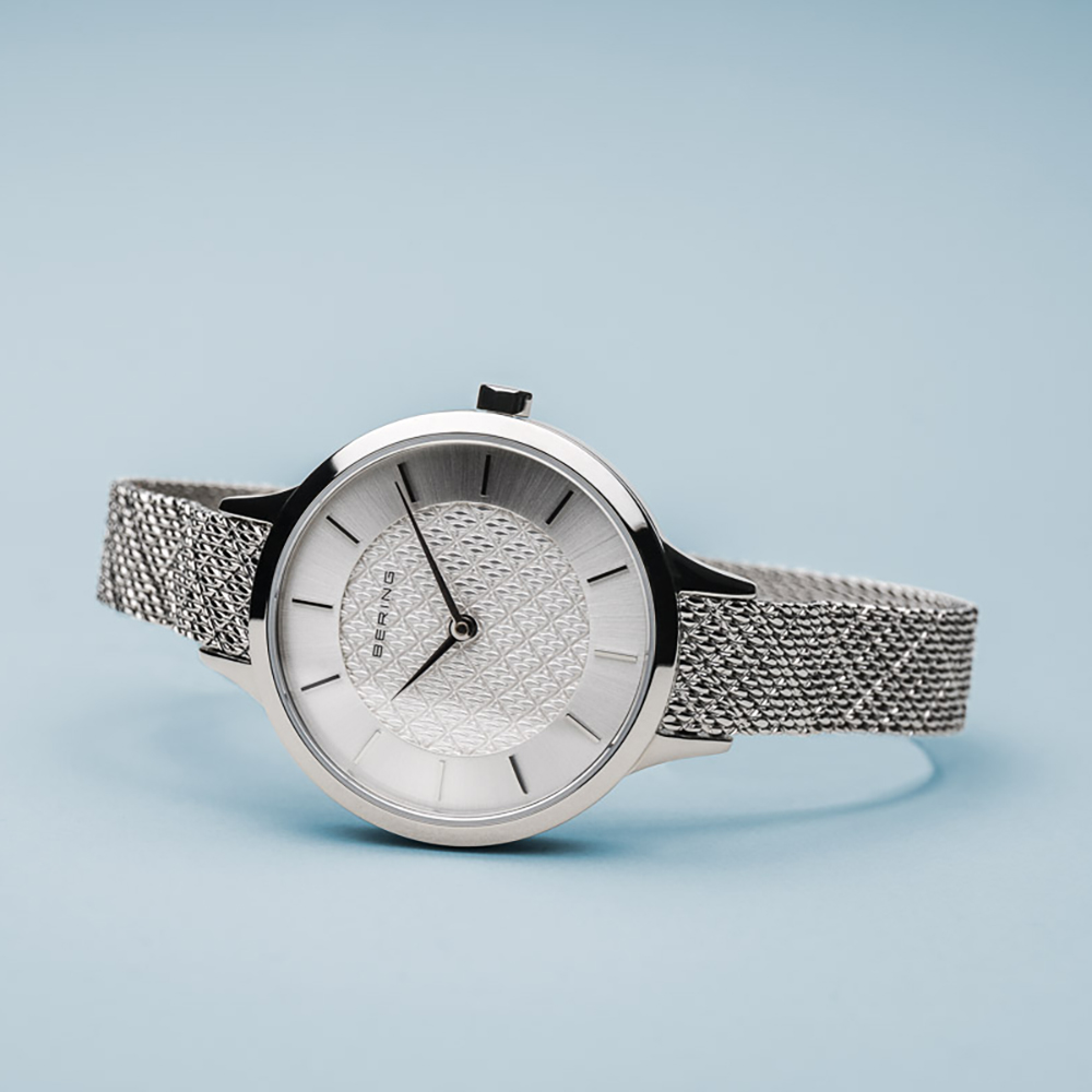 Zegarek damski Bering classic 17831-000 - duże 3