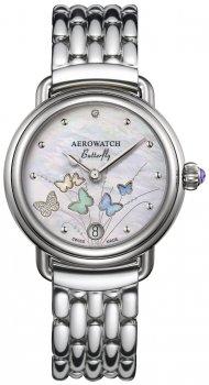 Aerowatch 44960-AA05-M1942 BUTTERFLY