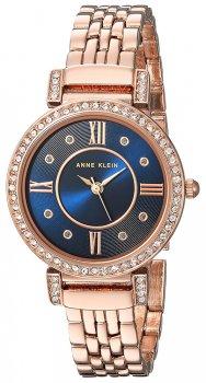 Zegarek damski Anne Klein AK-2928NVRG