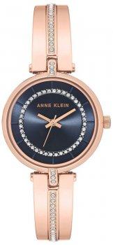 Zegarek damski Anne Klein AK-3248NVRG
