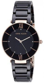 Zegarek damski Anne Klein AK-3266BKRG