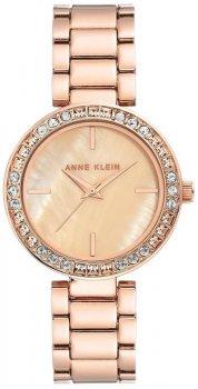 Zegarek damski Anne Klein AK-3358PMRG