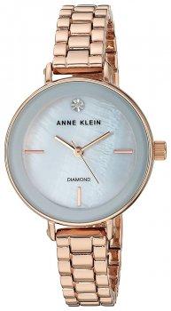 Zegarek damski Anne Klein AK-3386LGRG