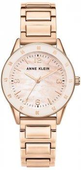Zegarek damski Anne Klein AK-3602PMRG