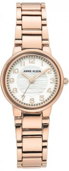 Zegarek damski Anne Klein AK-3604MPRG