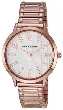 Zegarek damski Anne Klein AK-3684SVRG