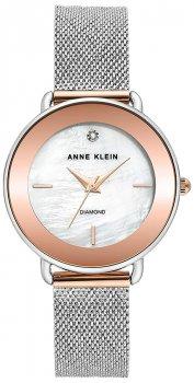 Zegarek damski Anne Klein AK-3687MPRT