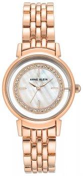 Zegarek damski Anne Klein AK-3692MPRG