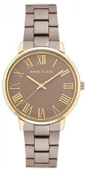 Zegarek damski Anne Klein AK-3718TNGB