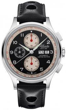 Atlantic 55852.41.63Worldmaster Valjoux Limited Edition