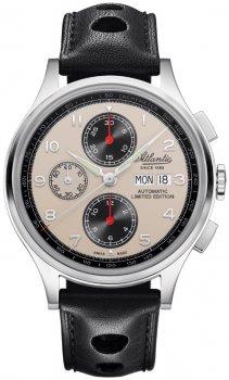 Atlantic 55852.41.93Worldmaster Valjoux Limited Edition
