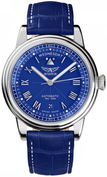 Aviator V.3.35.0.276.4Douglas DAY-DATE 41 Automatic LIMITED EDITION