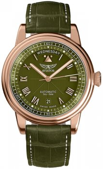 Aviator V.3.35.2.279.4Douglas DAY-DATE 41 Automatic LIMITED EDITION