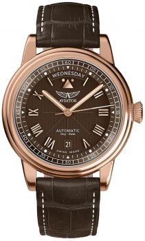 Aviator V.3.35.2.280.4Douglas DAY-DATE 41 Automatic LIMITED EDITION