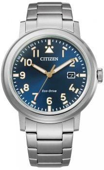 Zegarek męski Citizen AW1620-81L