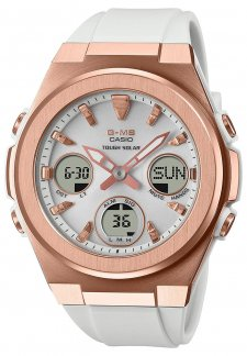 Zegarek  damski Casio MSG-S600G-7AER