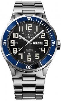 Zegarek męski Ball DM3050B-S5-BK