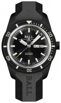 Ball DM3208B-P4-BKSkindiver Heritage Limited Edition