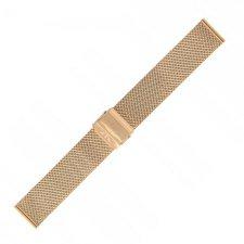 Bransoleta do zegarka  Bisset BM-101-20-ROSE