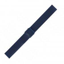 Bransoleta do zegarka damski Bisset BM-101-18-BLUE