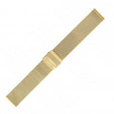 Bransoleta do zegarka damski Bisset BM-101-20-GOLD