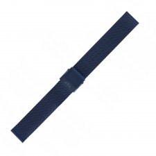 Bransoleta do zegarka damski Bisset BM-101-16-BLUE