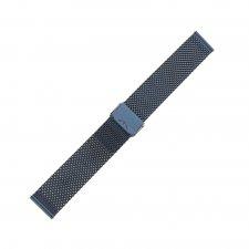 Bransoleta do zegarka męski Bisset BM-102-20-BLUE
