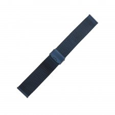 Bransoleta do zegarka męski Bisset BM-102-22-BLUE