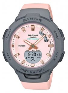 Zegarek damski Casio BSA-B100MC-4AER