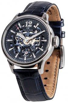 Zegarek damski Carl von Zeyten CVZ0051BL