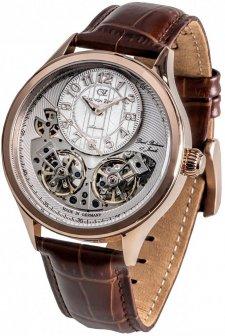 Zegarek męski Carl von Zeyten CVZ0055RWH