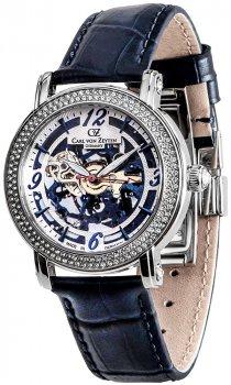 Zegarek damski Carl von Zeyten CVZ0061BL