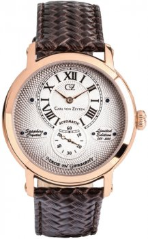 Zegarek męski Carl von Zeyten CVZ0066RWH