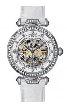 Zegarek damski Carl von Zeyten CVZ0071WH