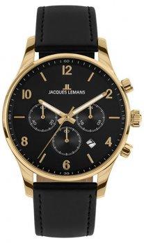 Zegarek  męski Jacques Lemans 1-2126D