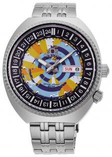 Orient RA-AA0E04Y09BRevival World Map Limited Edition