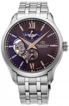 Orient Star RE-AV0B02Y00BContemporary Layered Skeleton Automatic