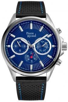 Zegarek  męski Pierre Ricaud P60030.5N15QF