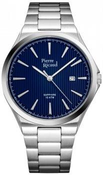 Zegarek  męski Pierre Ricaud P91069.5115Q
