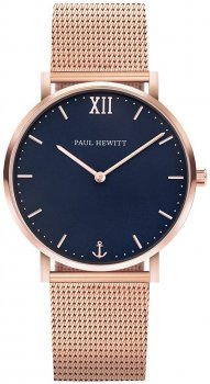 Zegarek męski Paul Hewitt PH-SA-R-ST-B-4M
