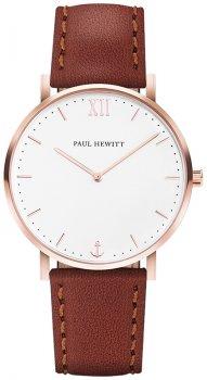 Zegarek  męski Paul Hewitt PH-SA-R-ST-W-1M