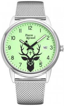 Zegarek męski Pierre Ricaud P97234.512OREQ
