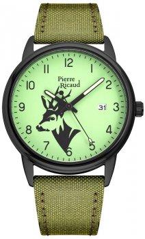 Zegarek męski Pierre Ricaud P97234.B82OROQ