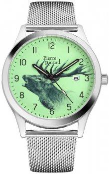 Zegarek męski Pierre Ricaud P97240.512ORRQ