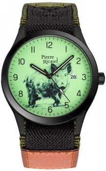 Zegarek męski Pierre Ricaud P97240.B82OWNQ