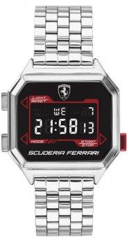 Zegarek męski Scuderia Ferrari SF 0830703 DIGIDRIVE