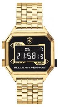 Zegarek męski Scuderia Ferrari SF 0830705 DIGIDRIVE