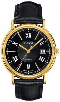 Zegarek  męski Tissot T907.407.16.058.00