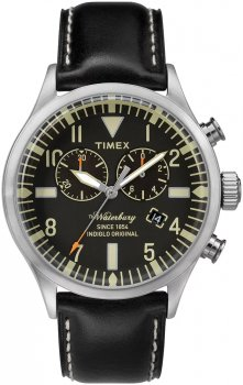 Timex TW2P64900 - OutletWaterbury Chronograph