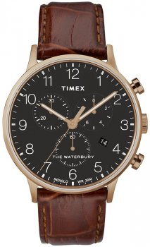 Timex TW2R71600 - OutletThe Waterbury Chronograph
